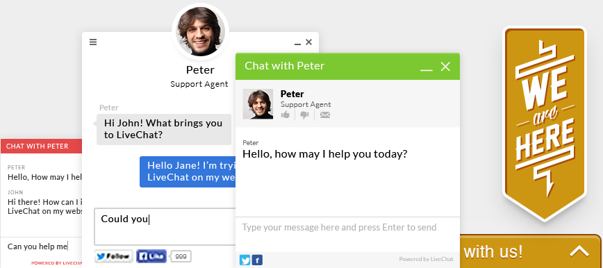 LiveChat product updates