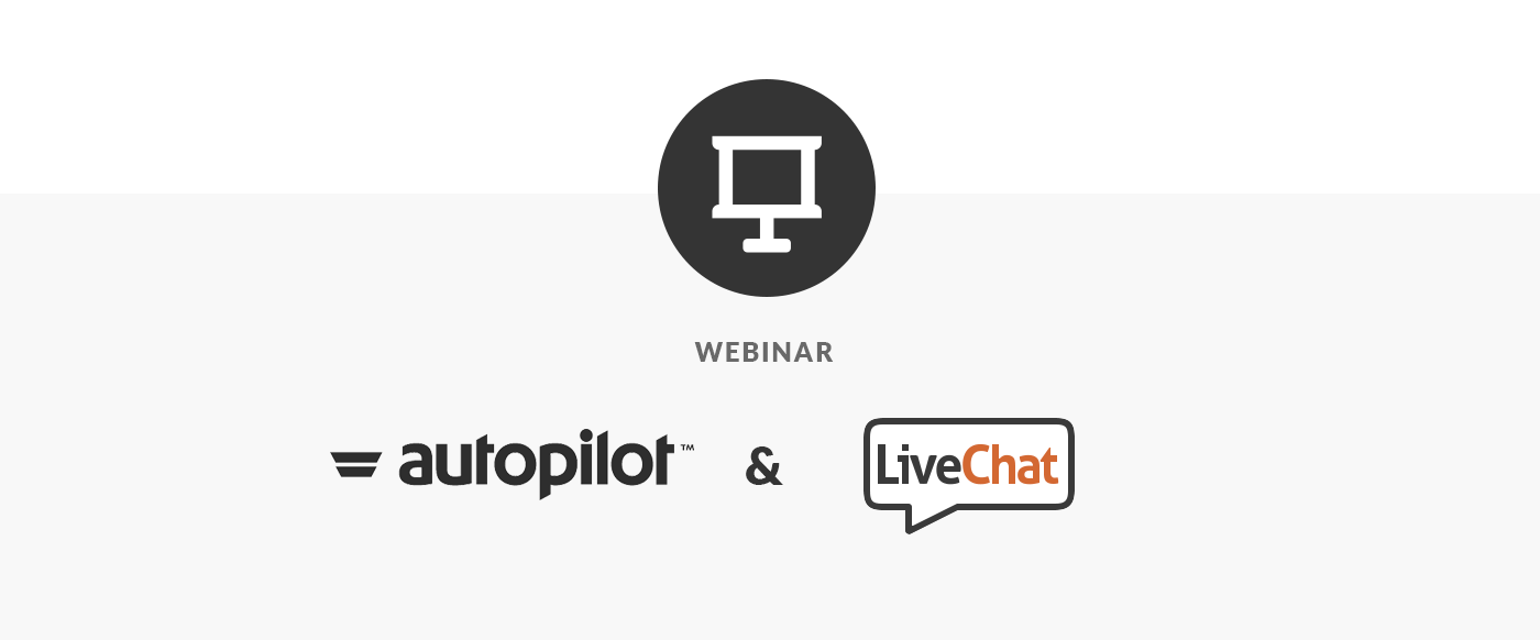 Join Webinar with Autopilot