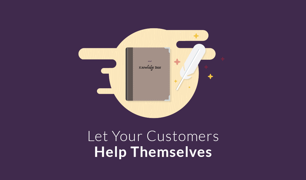 Let Your Customers Help Themselves