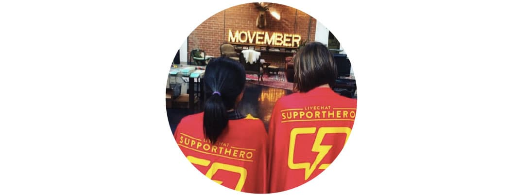 See how Movember Raised Their Customer Satisfaction