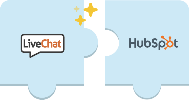 Integrate LiveChat with HubSpot