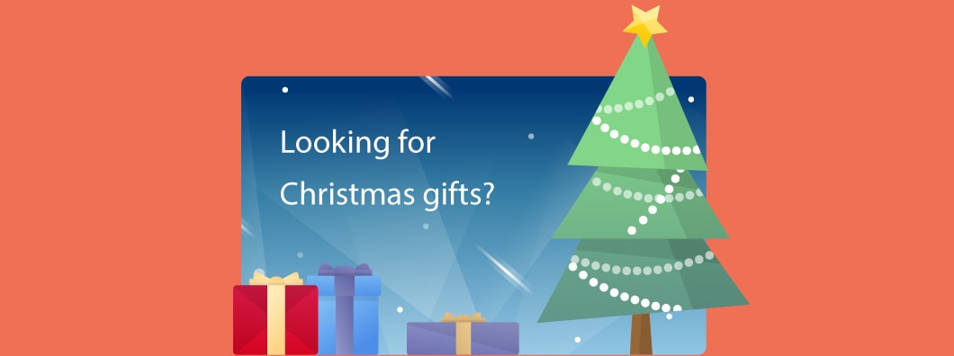 Christmas Eye-Catchers Will Make Your Website Festive