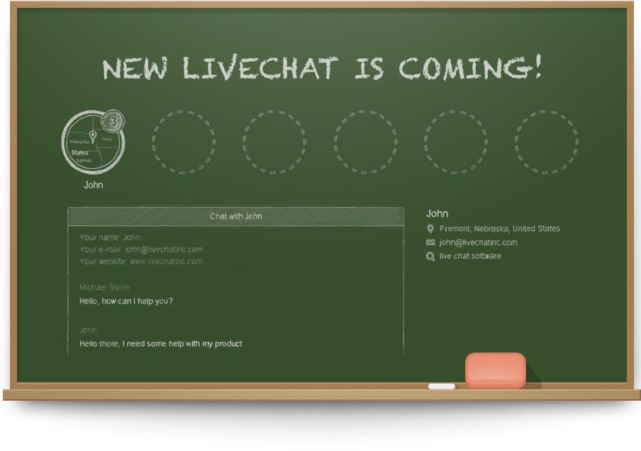 LiveChat blackboard width=