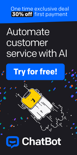 ChatBot - automate customer service with AI