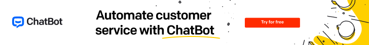 ChatBot live chat software that for automation and to try for free