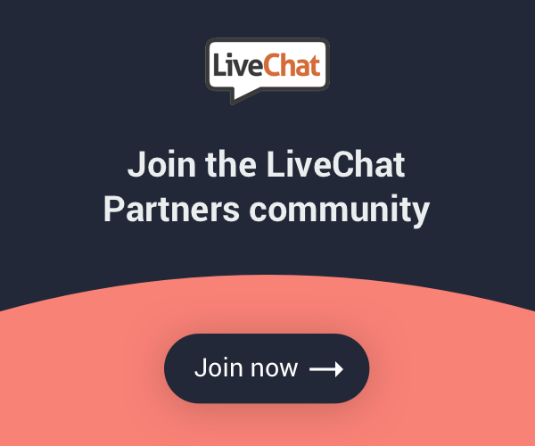 LiveChat Partner Program