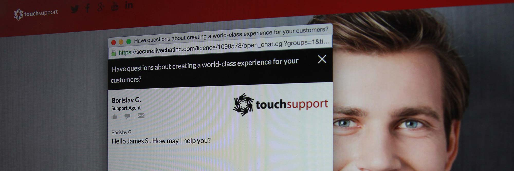 Touch Support