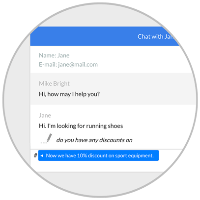 LiveChat Tour: Solve customer cases quickly