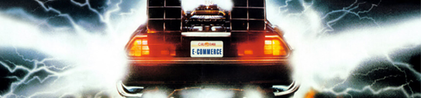 Back to the Future of E-Commerce