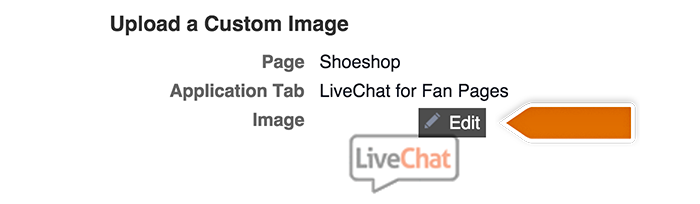 Customizing LiveChat on Facebook