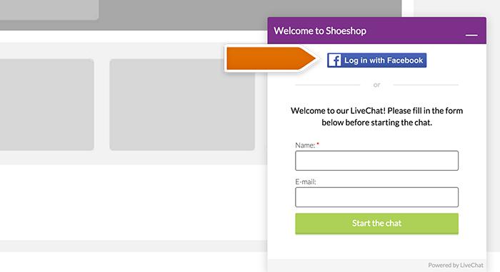 Live Chat for Facebook | LiveChat - Facebook integration