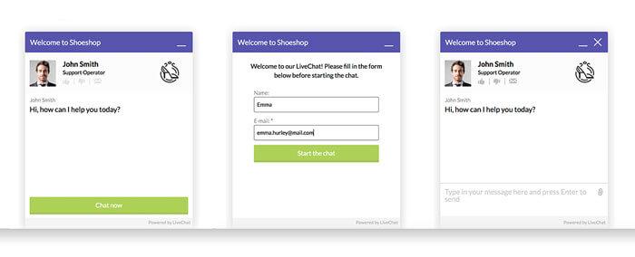 Chat surveys | LiveChat Knowledge Base