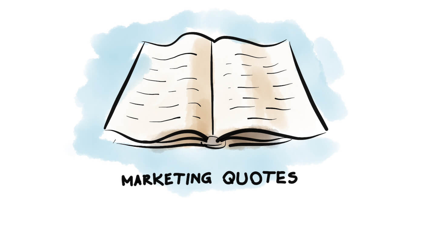 Great Customer Service Quotes Great Marketing Quotes For Breaking The Ice With Your Audience