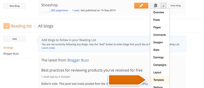 blogspot livechat integration tutorial
